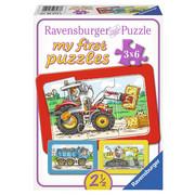 PUZZLE - Multicolor, Basics, Karton (22,2/16/4,5cm) - Ravensburger