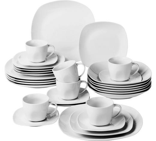 KOMBI SERVIS - bijela, Konvencionalno, keramika