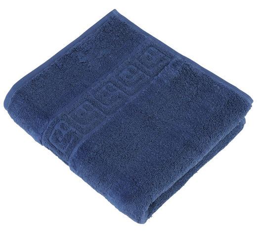 HANDTUCH  - Blau, Basics, Textil (50/100cm) - Cawoe