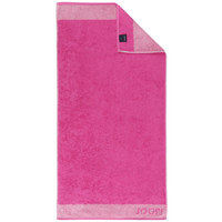 HANDTUCH 50/100 cm - Rot, KONVENTIONELL, Textil (50/100cm) - Joop!