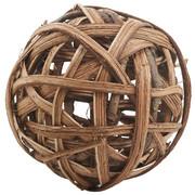 DEKOKUGEL - Braun, Basics, Weitere Naturmaterialien (20cm) - Ambia Home