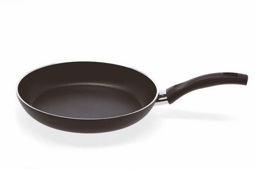 PFANNE 28 cm PTFE-Antihaftbeschichtung - Schwarz, Metall (28cm) - BALLARINI