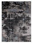 FLACHWEBETEPPICH  90/160 cm  Blau, Grau   - Blau/Grau, Basics, Textil (90/160cm) - Novel