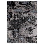 FLACHWEBETEPPICH  40/60 cm  Blau, Grau   - Blau/Grau, Basics, Textil (40/60cm) - Novel