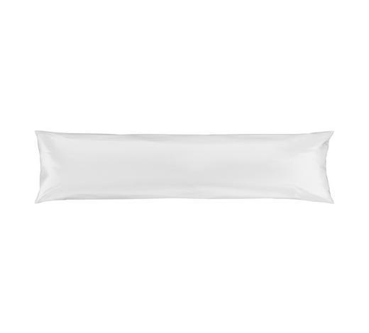 SEITENSCHLÄFERKISSENBEZUG Weiß 40/140 cm  - Weiß, KONVENTIONELL, Textil (40/140cm) - Esposa