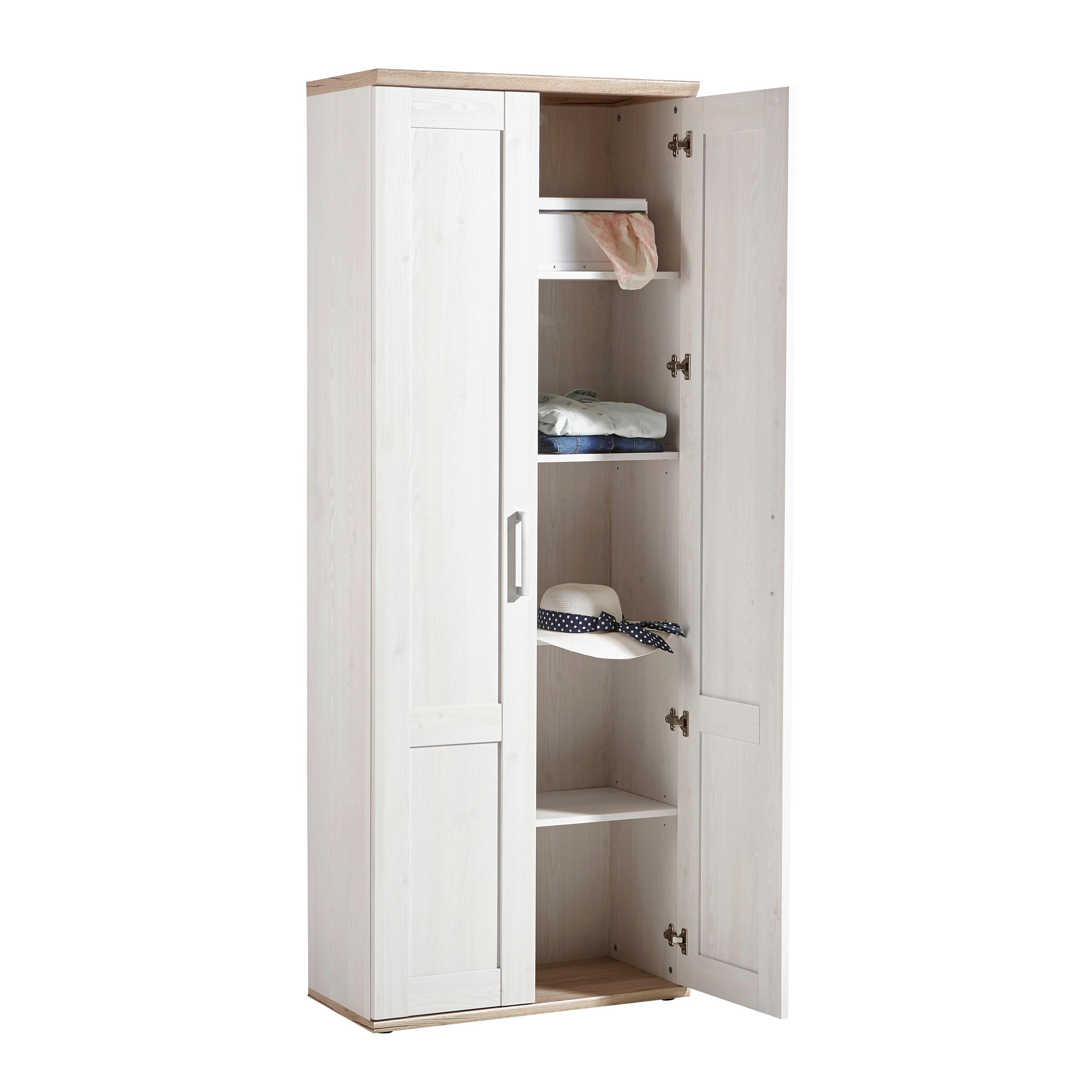 Fesselnde Garderobenschrank Weiß Sammlung Von