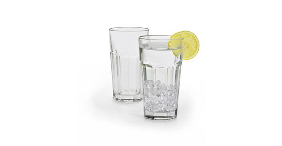 LONGDRINKGLAS 340 ml  - Klar, KONVENTIONELL, Glas (0,34l) - Homeware