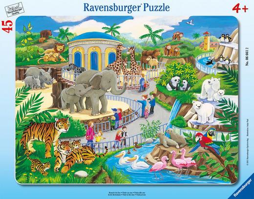 PUZZLE - Multicolor, Basics, Karton (37/29,5/0,4cm) - Ravensburger