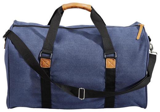 SPORTTASCHE - Blau, Basics, Textil (56/30/32cm)