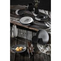 GOURMETTELLER Keramik Porzellan  - Schwarz, KONVENTIONELL, Keramik (31,50cm) - Villeroy & Boch