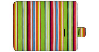 PICKNICKDECKE 200/200 cm  - Multicolor, KONVENTIONELL, Textil (200/200cm) - Esposa