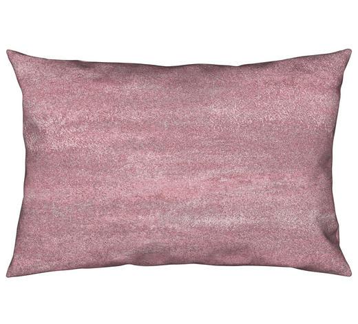 KISSENHÜLLE Rosa 40/80 cm  - Rosa, Design, Textil (40/80cm) - Novel