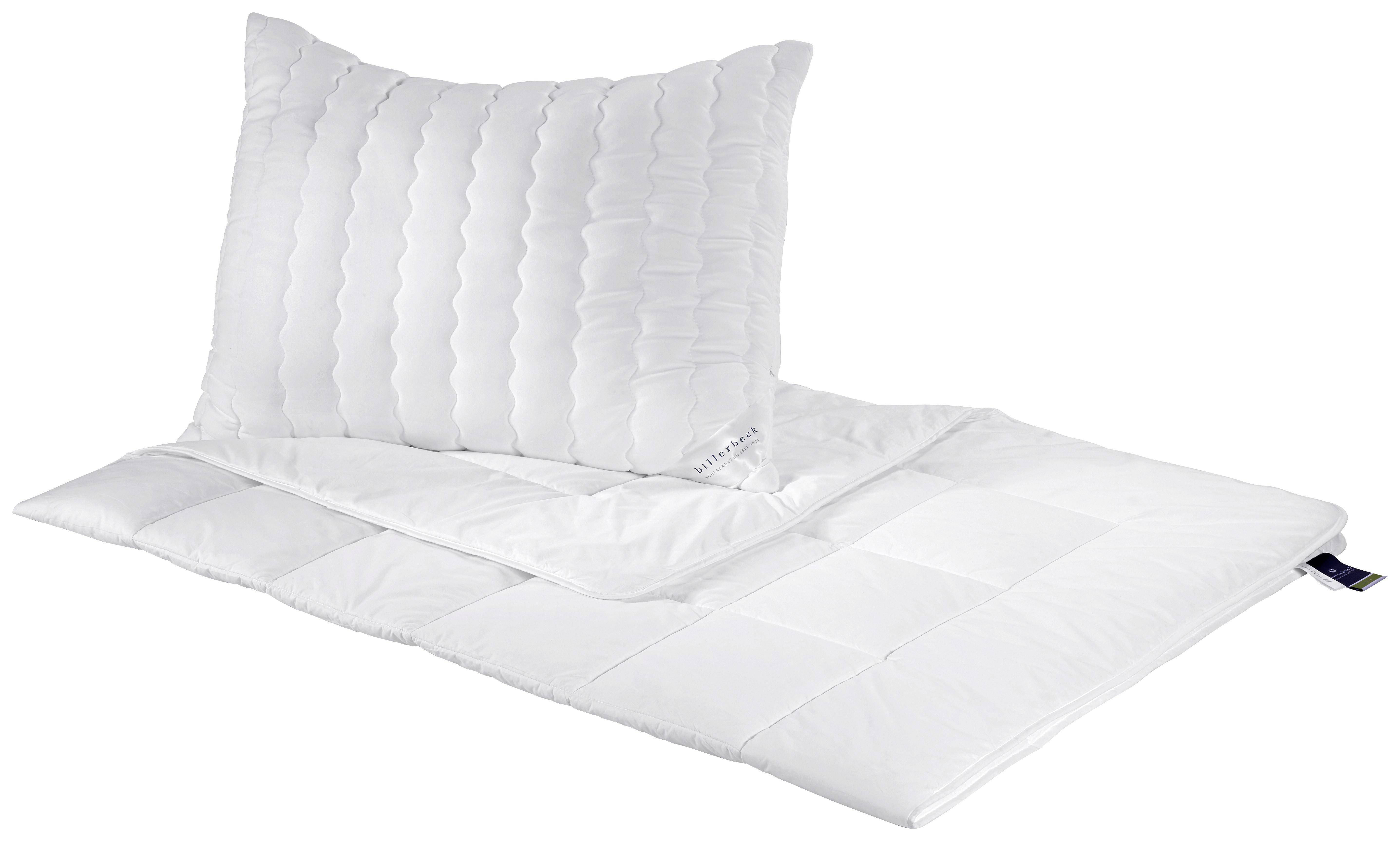CELOLETNA PREŠITA ODEJA 520 - bela, Basics, tekstil (135-140/200cm) - BILLERBECK