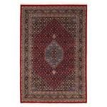 ORIENTTEPPICH  80/200 cm  Blau, Rot   - Blau/Rot, Basics, Textil (80/200cm) - Esposa