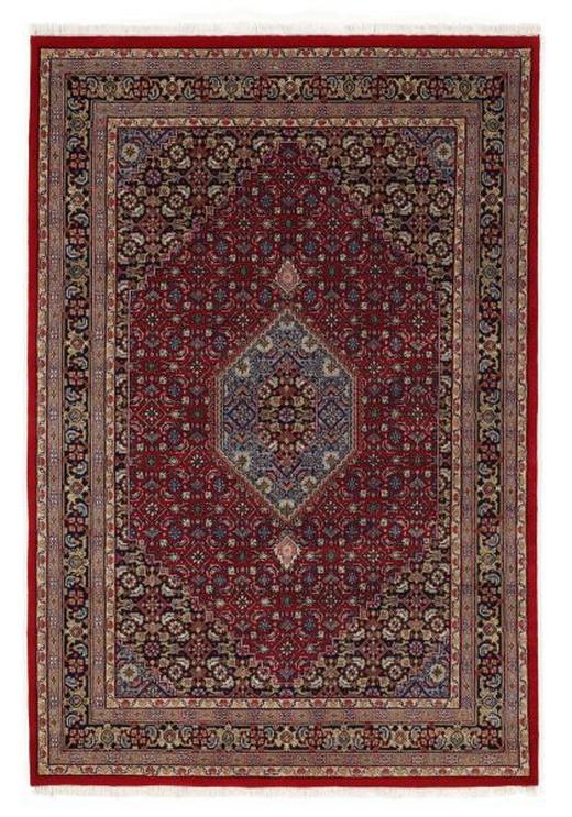 ORIENTTEPPICH  120/180 cm  Blau, Rot - Blau/Rot, Basics, Textil (120/180cm) - Esposa