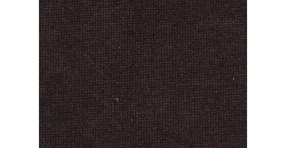 WOHNLANDSCHAFT in Textil Braun - Chromfarben/Braun, Design, Textil/Metall (251/221cm) - Dieter Knoll
