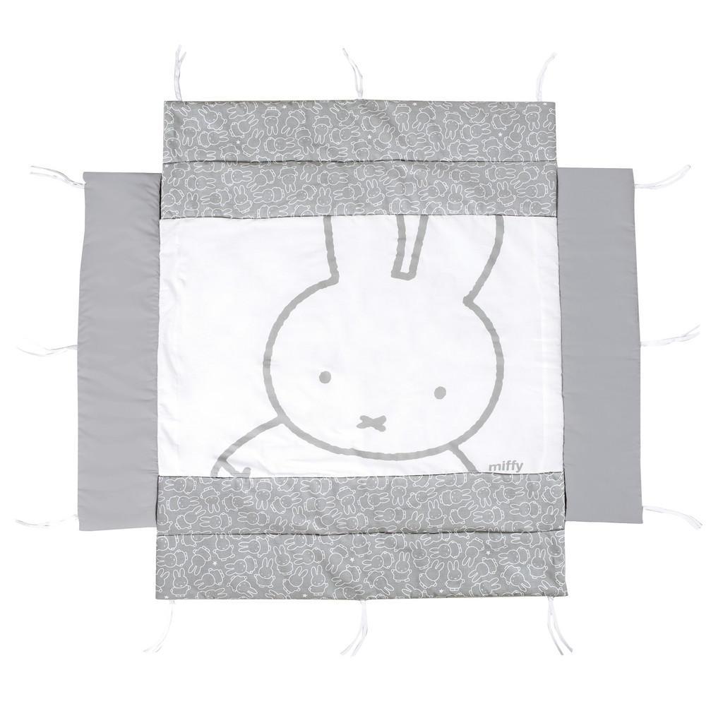 Roba Laufgittereinlage roba miffy 96/18/96 cm