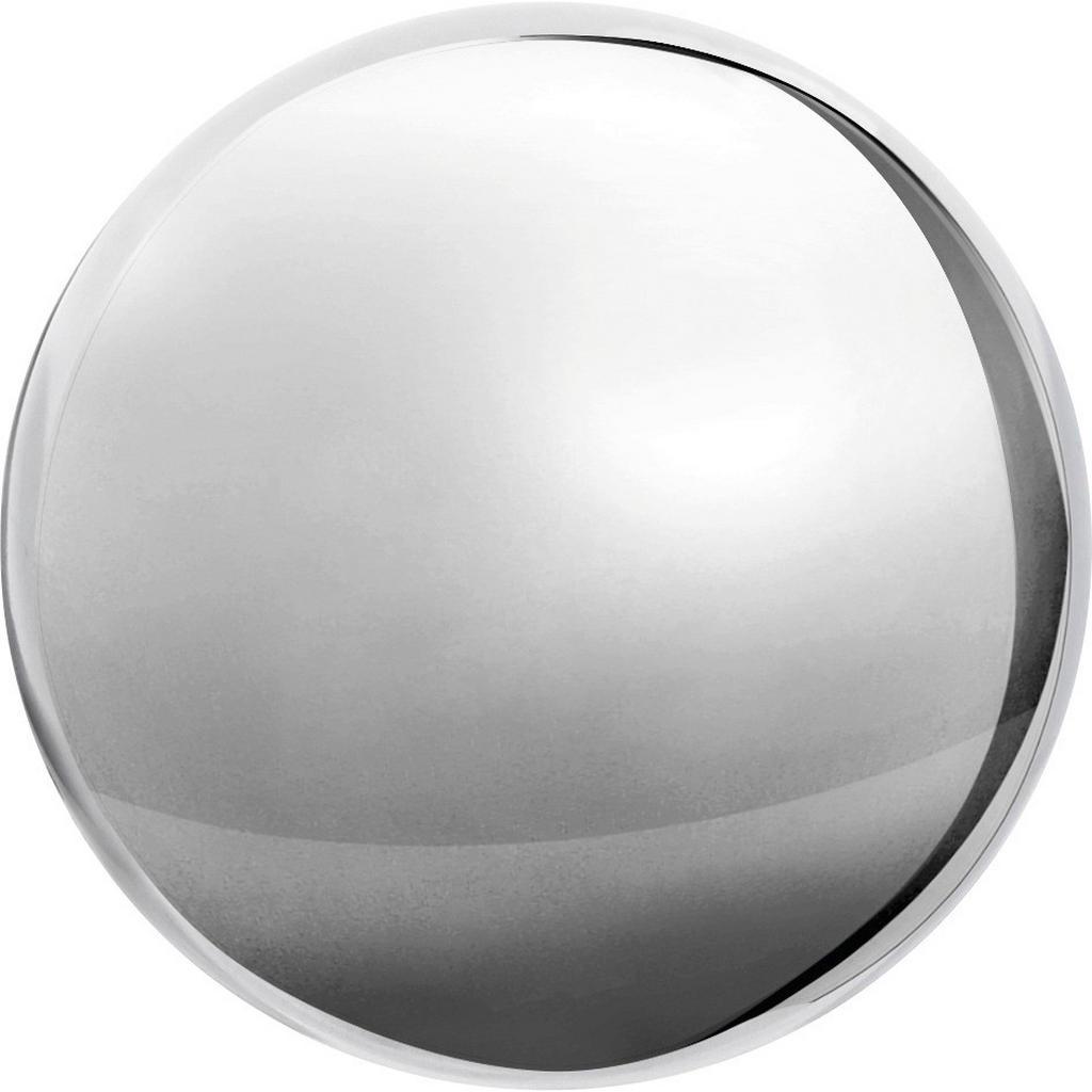 Image of XXXLutz Dekokugel , 6842800 , Silberfarben , Metall , 0048850360