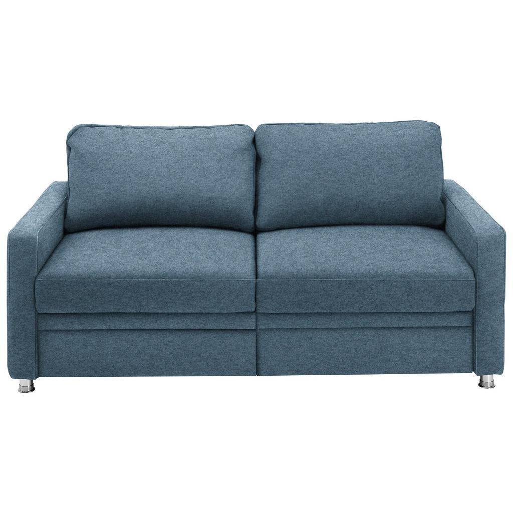 Beldomo Style Schlafsofa blau