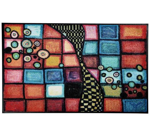 FUßMATTE  75/120 cm  Multicolor - Multicolor, Basics, Kunststoff/Textil (75/120cm) - Esposa