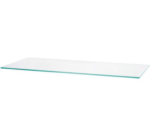 GLASABLAGE Glas Klar  - Klar, Design, Glas (64/29cm)