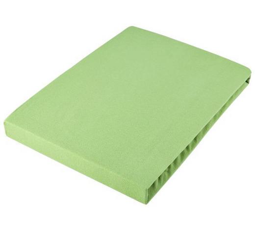 PLAHTA S GUMICOM - svijetlo zelena, Konvencionalno, tekstil (100/200cm) - Fleuresse