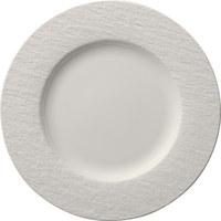 SPEISETELLER Keramik Porzellan  - Weiß, Design, Keramik (27cm) - Villeroy & Boch