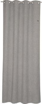 ÖSENSCHAL  blickdicht   140/250 cm - Hellgrau, Textil (140/250cm) - Esprit