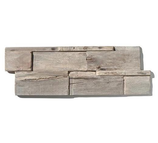 WANDVERKLEIDUNG - Teakfarben, Holz (56/20/1-2cm) - Venda