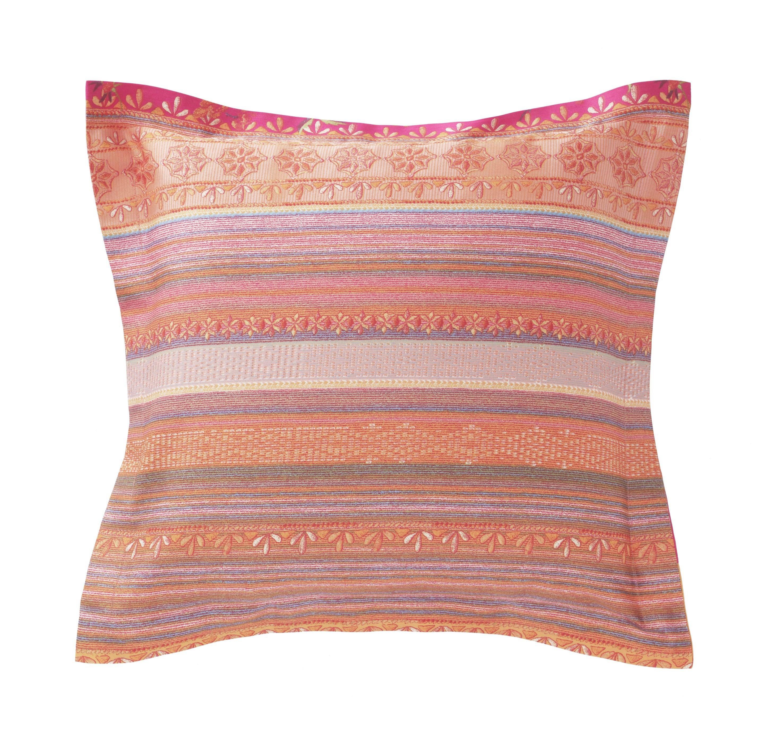KISSENHÜLLE Magenta - Magenta, LIFESTYLE, Textil (40/40cm) - BASSETTI