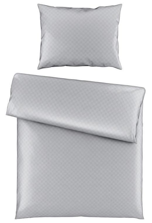 BETTWÄSCHE 140/200/ cm - Grau, Basics, Textil (140/200/cm) - Ambiente