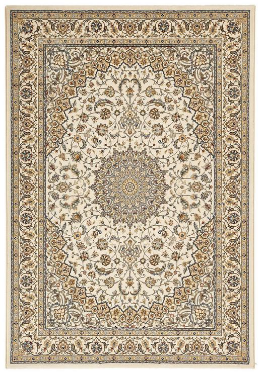 WEBTEPPICH  133/195 cm  Beige - Beige, Textil (133/195cm) - NOVEL
