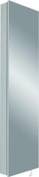 BOTNÍK - bílá, Design, dřevo/dřevěný materiál (50/195/18cm) - XORA