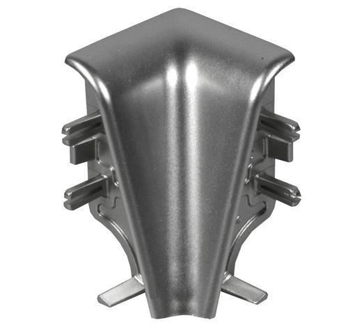 ROH VNITŘNÍ  (za kus) - barvy stříbra, Basics, umělá hmota (-/2,01/3,96cm) - Esposa
