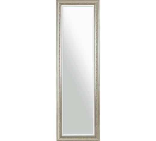 SPIEGEL 40/130/2,2 cm - Silberfarben, LIFESTYLE, Glas/Kunststoff (40/130/2,2cm) - Landscape