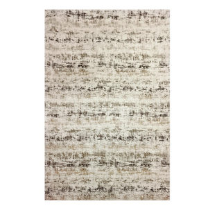 FLATVÄVD MATTA 80/150 cm  - beige/brun, Klassisk, textil (80/150cm) - Novel