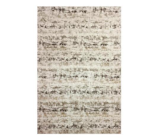 FLACHWEBETEPPICH - Beige/Braun, KONVENTIONELL, Textil (80/150cm) - Novel