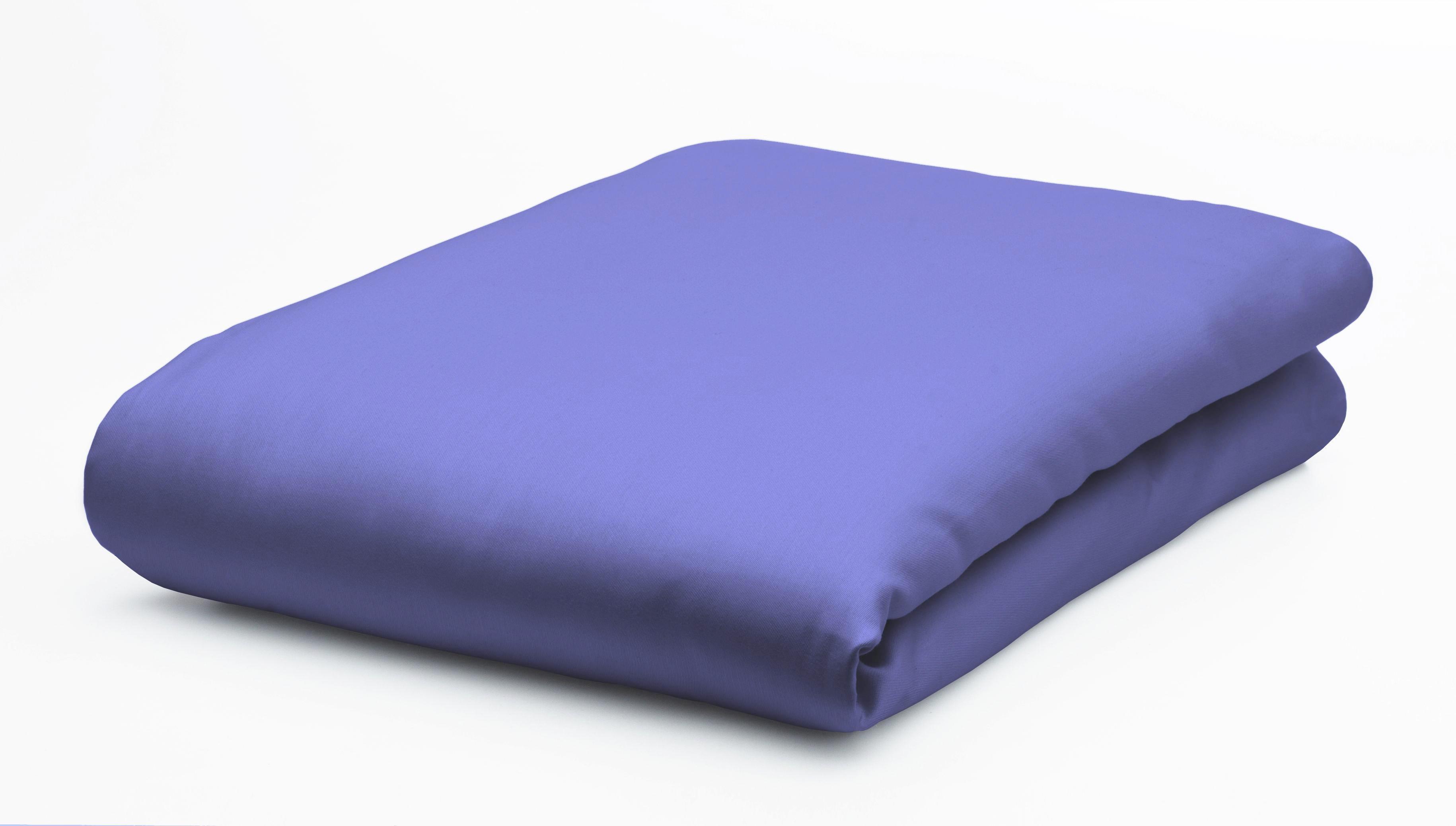 PLAHTA S GUMICOM - svijetlo plava, Konvencionalno, tekstil (150/200cm) - FLEURESSE
