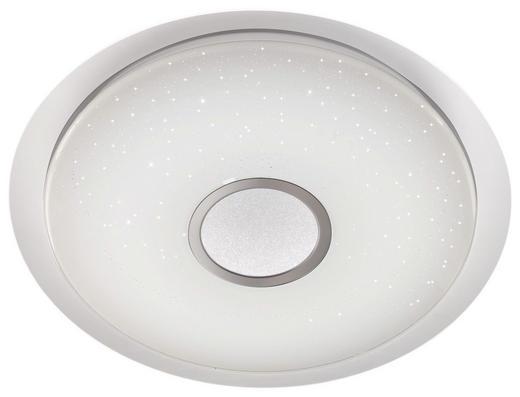 LED-DECKENLEUCHTE - Weiß, Basics, Kunststoff (80/16cm)