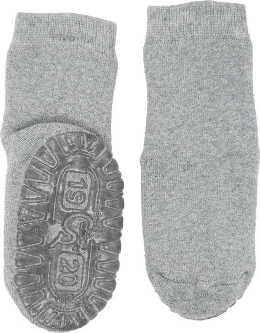 SOCKEN - Grau, Basics, Textil (20) - Sterntaler