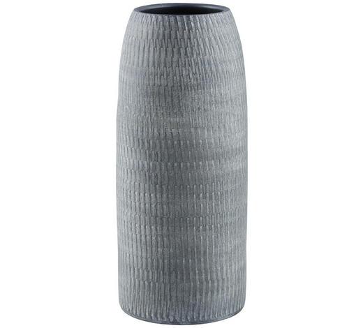 VASE 50 cm - Grau, Design, Keramik (23/23/50cm) - Ritzenhoff Breker