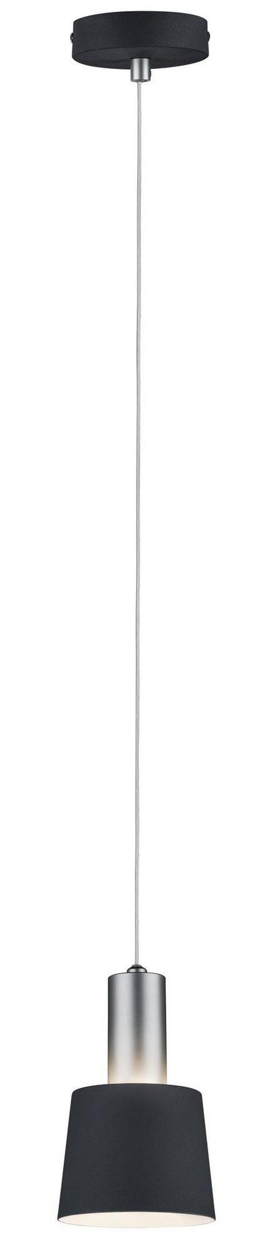 HÄNGELEUCHTE - Chromfarben/Dunkelgrau, Design, Metall (12/172cm)
