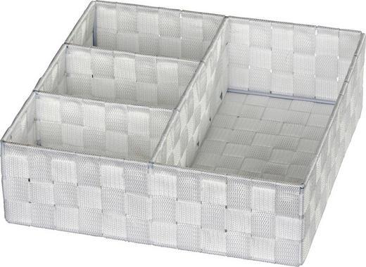 KORB - Weiß, Basics, Kunststoff (32/10/32cm)