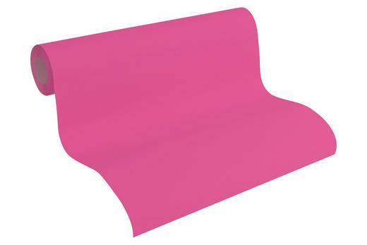 VLIESTAPETE 10,05 m - Pink, Design, Textil (53/1005cm) - Esprit