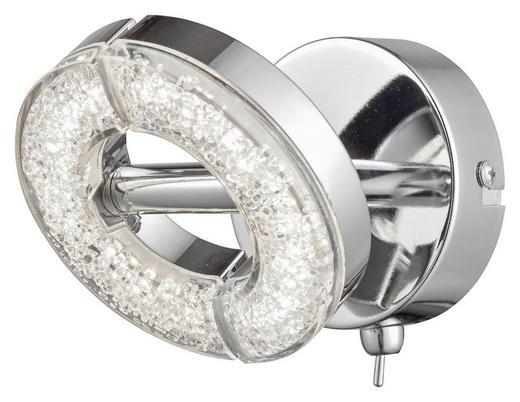 LED-SPOT - Design, metall/plast (10/10cm) - NOVEL