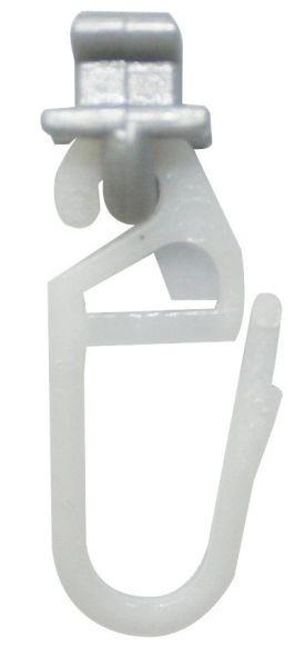 GroB DREHGLEITER   Weiß, Basics, Kunststoff (0.8/3.2cm)   Homeware