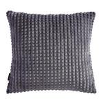 KISSENHÜLLE Grau 48/48 cm  - Grau, Design, Textil (48/48cm) - Novel