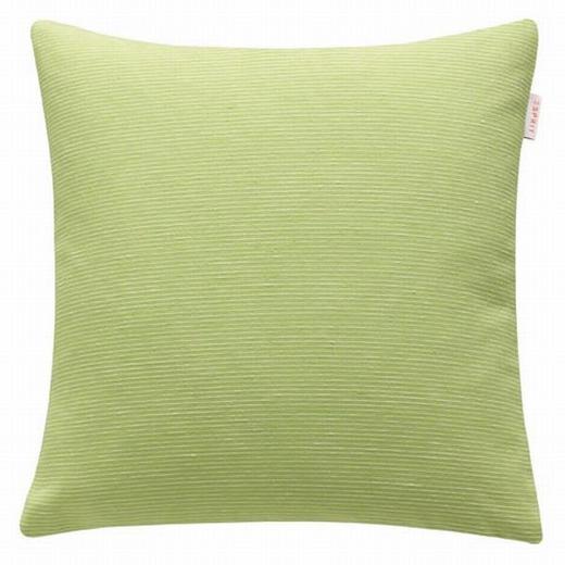 KISSENHÜLLE Hellgrün 38/38 cm - Hellgrün, Basics, Textil (38/38cm) - Esprit