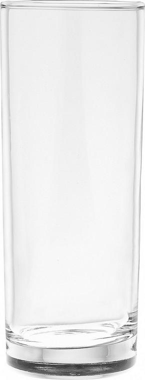 LONGDRINKGLAS - klar, Basics, glas (0,36l) - Boxxx