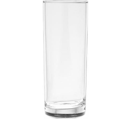 KOZAREC DISPLAY, 360ML - prozorna, Konvencionalno, steklo (0,36l) - Boxxx